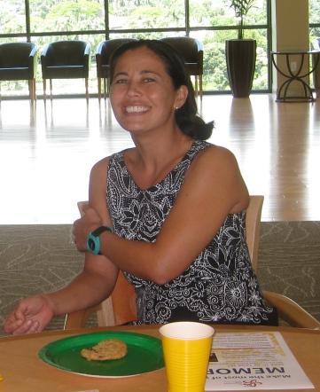 E-mentor Luncheon Summer 2013